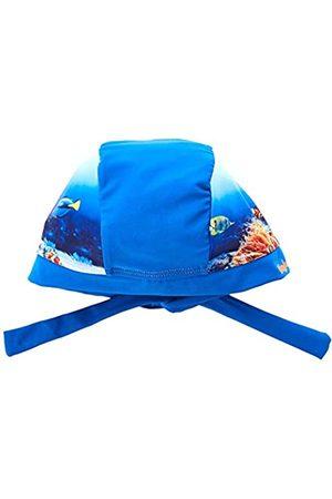Playshoes Jungen UV-Schutz Kopftuch Unterwasserwelt Sonnenhut