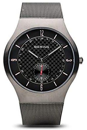 Bering BERING Herren-Armbanduhr Analog Quarz Edelstahl 11940-377