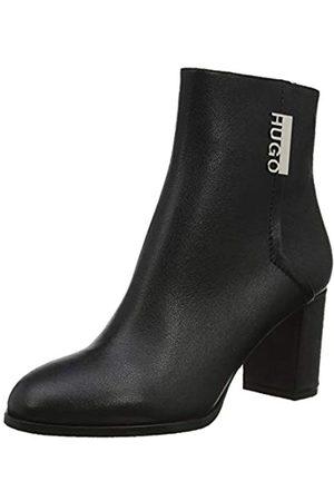 HUGO BOSS HUGO Victoria Bootie70-GR, Damen Stiefeletten, Schwarz (Black 001)