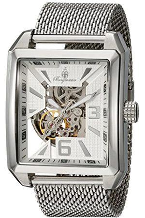 Burgmeister Burgmeister Herren Analog Automatik Uhr mit Edelstahl Armband BM325-111