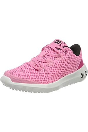 Under Armour Under Armour Unisex-Kinder Pre School Ripple 2.0 Al Nm Laufschuhe, Rot (Lipstick/White/Black (600) 600)
