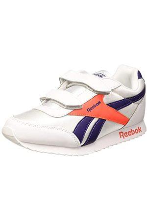 Reebok Reebok Jungen Royal Cljog 2 2v Sneaker, Weiss/Mysorc/Vivdor