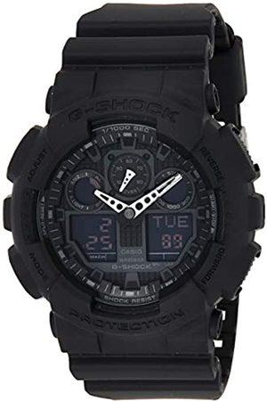 Casio Casio G-Shock Herren Harz Uhrenarmband GA-100-1A1ER