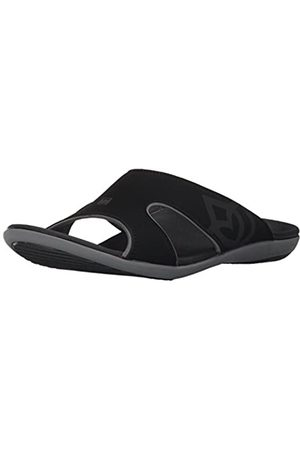 Spenco Spenco Kholo Slide, Herren Kholo Slide, Schwarz (Black/Black),13.5 UK