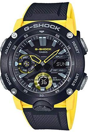 Casio Casio G-Shock Herren Harz Uhrenarmband GA-2000-1A9ER