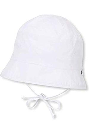 Sterntaler Unisex Fischerhut mit Bindebändern und versteckbaren Ohrenklappen, Alter: ab 6-9 Monate, Größe: 45