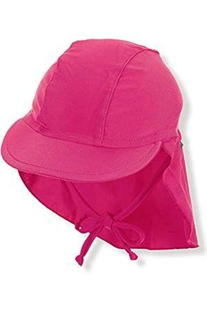 Sterntaler Sterntaler Baby-Girls Schirmmütze mit Nackenschutz Hat