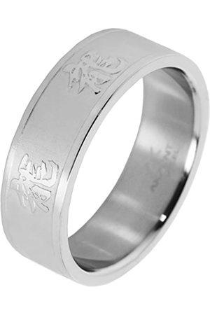Akzent Akzent Unisex-Ring Edelstahl Gr.62 (19.7) 001150062005