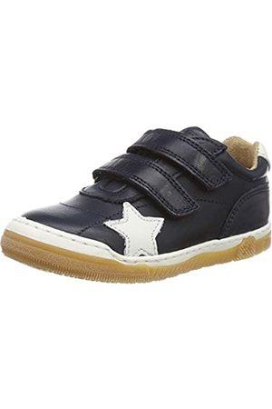 Bisgaard Jungen Unisex Kinder 40305.119 Sneaker, (Navy 601)