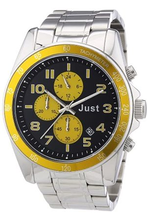 Just Watches Just Watches Unisex-Armbanduhr Analog Quarz Edelstahl 48-S1230-YL