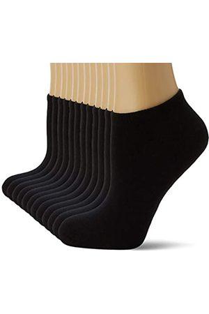 Nur Der Herren Cotton Sneaker Socken, 6er Pack