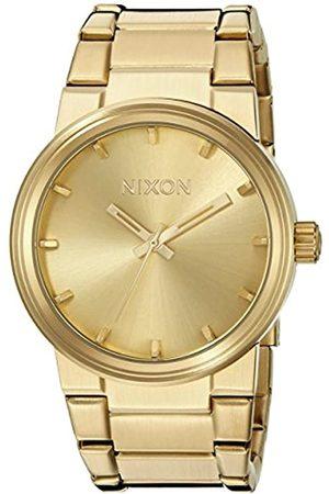 Nixon Nixon Herren Analog Quarz Uhr mit Edelstahl Armband A160502-00