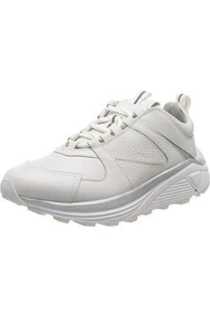HUGO BOSS HUGO Damen Horizon_Runn_Refl 10224052 01 Sneaker, Weiß (White 100)