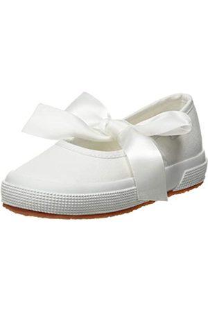 Superga Superga Mädchen 2257-cotj Slingback Ballerinas, Weiß (White 900)