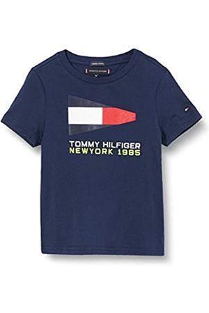 Tommy Hilfiger Tommy Hilfiger Jungen Tommy Flag Sailing Gear Tee S/s T-Shirt