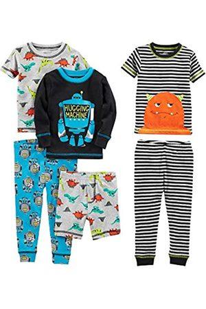 Simple Joys by Carter's Simple Joys by Carter's Jungen 6-piece Snug Fit Cotton Pajama Set