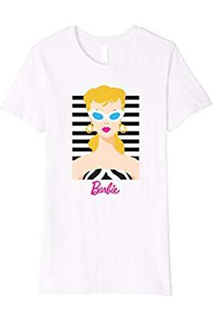Barbie Damen T-Shirt, Sonnenbrille