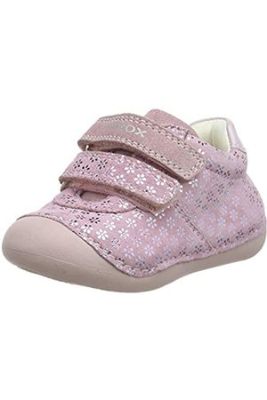 Geox Geox Baby Mädchen B TUTIM B Sneaker, Pink (Rose C8011)