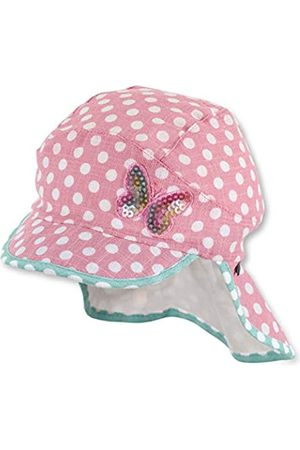 Sterntaler Sterntaler Baby-Mädchen Cap with Visor and Neck Protection Mütze