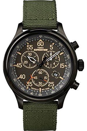 Timex Timex Herren Analog Quarz Uhr mit Kein Armband TW4B10300