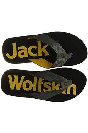 Jack Wolfskin Jack Wolfskin Herren EEZY M Zehentrenner, Schwarz (Black/Grey 6069)