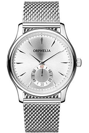 ORPHELIA Orphelia Herren-Armbanduhr Milanese Analog mit Mesh Edelstahl Armband