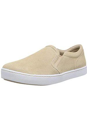 Clarks Damen Pawley Bliss Slip On Sneaker, (Blush Suede Blush Suede)