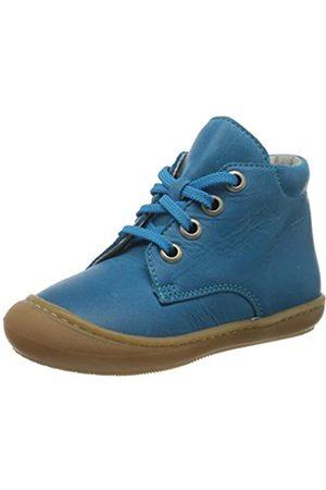 Däumling Däumling Unisex Baby Sami Sneaker, Blau (Chalk Caribe 51)