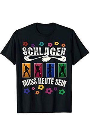 Schlager Kostüm Retro Party Co. Retro Schlager Kostüm das Outfit zur Schlagerparty T-Shirt
