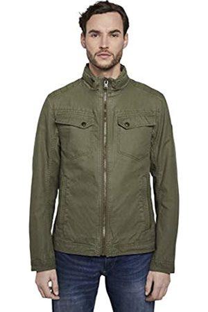 TOM TAILOR TOM TAILOR Herren Jacken & Jackets Moderne Canvas-Jacke