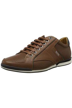 HUGO BOSS BOSS Herren Saturn_Lowp_tbpf1 Sneaker, Braun (Medium Brown 212)