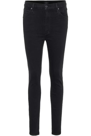 Citizens of Humanity High-Rise Skinny Jeans Chrissy