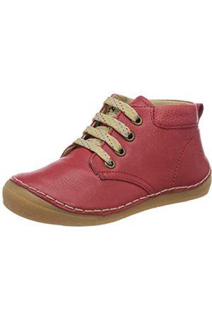 Froddo Froddo Unisex-Kinder G2130187 Kids Shoe Brogues, Rot (Red I01)