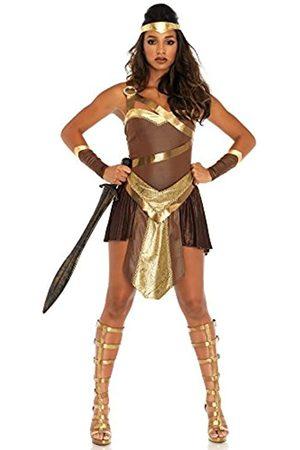 Leg Avenue LegAvenue Damen Golden Gladiator Kostüme