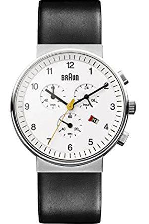 von Braun Herren Uhren - Herren Armbanduhr XL BN0035WHBKG
