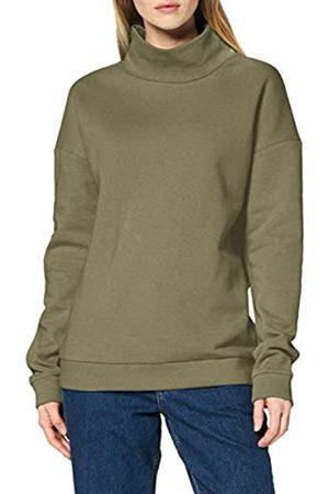FIND Find. Damen Sweatshirt mit hohem Kragen