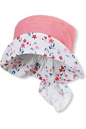 Sterntaler Mädchen Hut mit Nackenschutz Mütze