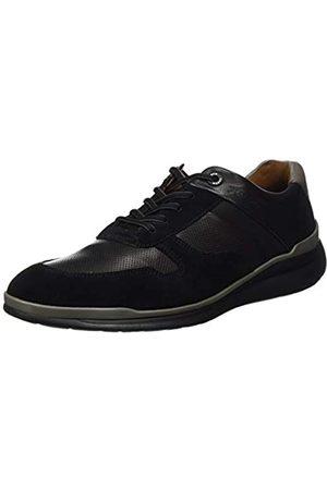 Lloyd LLOYD Herren Mortimer Sneaker, Schwarz (Schwarz/Graphit 1)