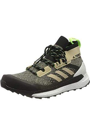 adidas Adidas Herren TERREX FREE HIKER Walking-Schuh, Mehrfarbig (SAVANN/CBLACK/SIGGNR)