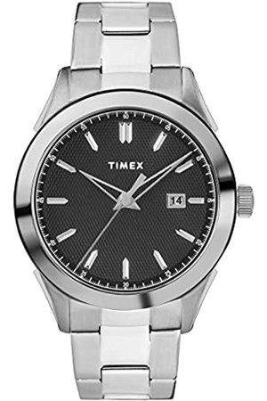 Timex Timex Herren Analog Quarz Uhr mit Edelstahl Armband TW2R90600
