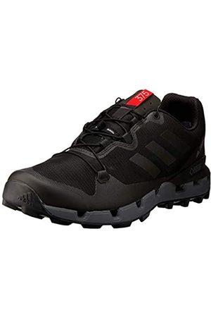 adidas Adidas Herren Terrex Fast GTX-Surround Trekking- & Wanderhalbschuhe, Schwarz (Negbás/Gricin/Roalre 000)