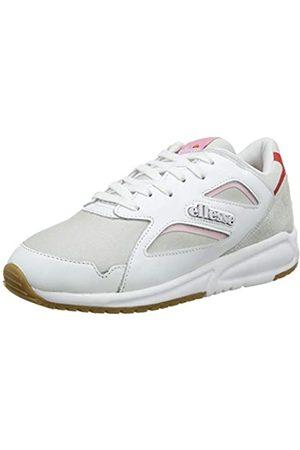 Ellesse Damen Contest Sneaker, (White Glitter Whte Glttr)