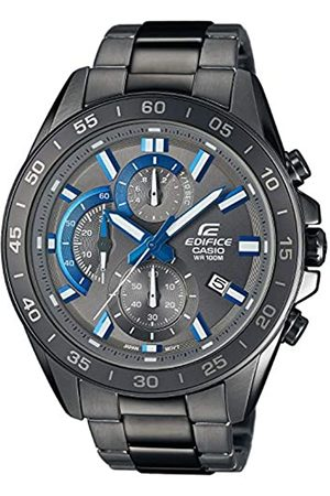 Casio Casio Edifice Herren Massives Edelstahlgehäuse und Edelstahlarmband Uhrenarmband EFV-550GY-8AVUEF