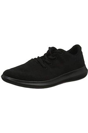 Chung Shi Chung Shi Herren Duflerino Wool Lace Sneaker, Schwarz (Schwarz 8881010)