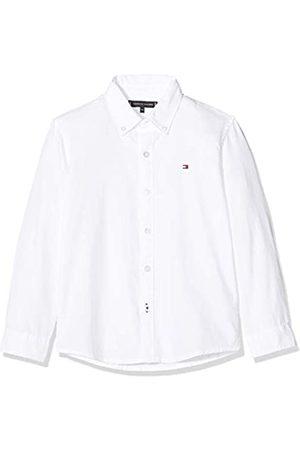 Tommy Hilfiger Tommy Hilfiger Jungen Overdye Dobby Shirt L/s Hemd