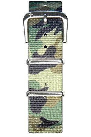 Oxygen Oxygen Unisex Mehrfarbig Nylon-Verschluss, 20 cm