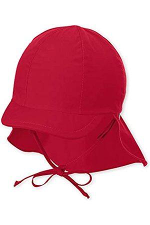 Sterntaler Sterntaler Baby-Mädchen Schirmmütze mit Bindebändern und Schutz für den Nacken Mütze