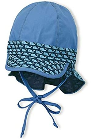 Sterntaler Sterntaler Jungen Cap with Visor and Neck Protection Mütze
