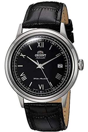 Orient Orient Unisex Erwachsene Analog Automatik Uhr mit Leder Armband FAC0000AB0