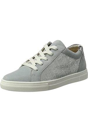 Hassia Hassia Damen Maranello, Weite G Sneaker, Weiß (perlweiß/Silber)